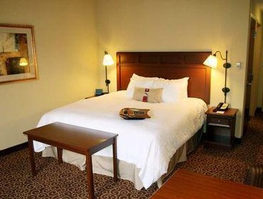 Апартаменты Hampton Inn & Suites Borger
