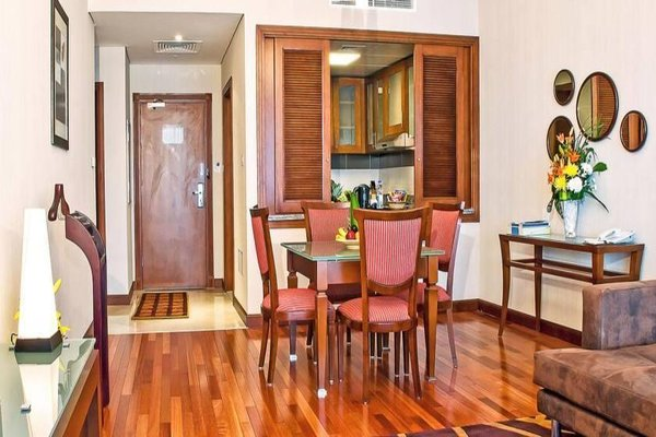 Flora Creek Deluxe Hotel Apartments - фото 10