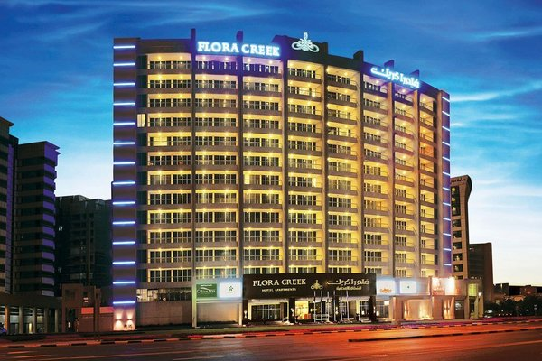 Flora Creek Deluxe Hotel Apartments - фото 23