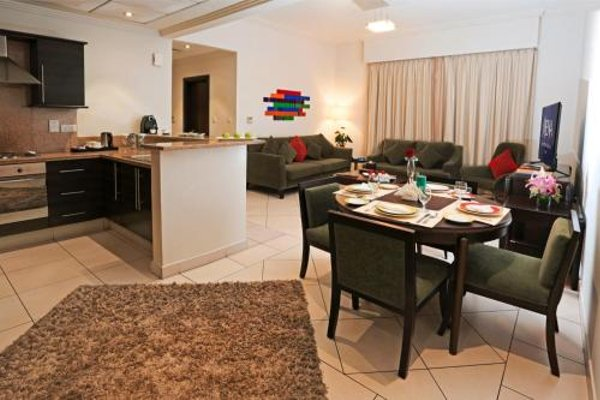 Park Inn by Radisson Hotel Apartments (ех. Golden Tulip Suites) - фото 18