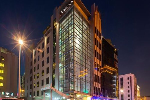 Park Inn by Radisson Hotel Apartments (ех. Golden Tulip Suites) - фото 23