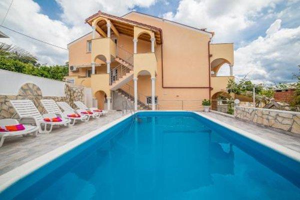 Apartments Saldun - фото 44
