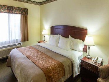 Апартаменты Comfort Inn and Suites Tahlequah