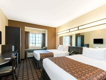 Апартаменты Microtel Inn and Suites Eagle Pass