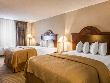 Апартаменты Quality Inn & Suites Eufaula