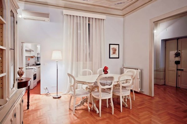 Apartments Florence - Ghibellina 96 - фото 39