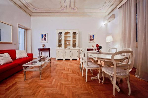 Apartments Florence - Ghibellina 96 - фото 7