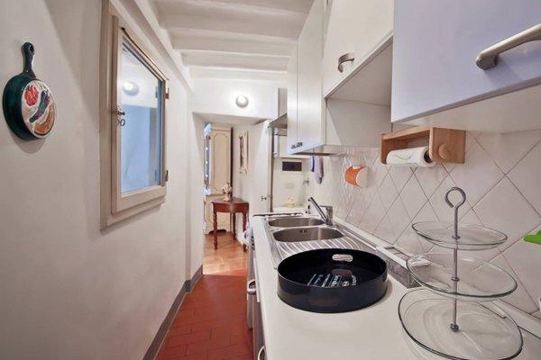 Apartments Florence - Ghibellina 96 - фото 9