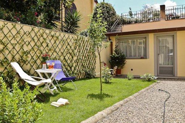 Apartments Florence - Piattellina Garden - фото 16