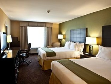 Апартаменты Holiday Inn Express and Suites Detroit North-Troy