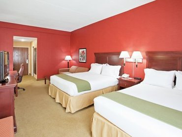Гестхаус Holiday Inn Express & Suites Troy