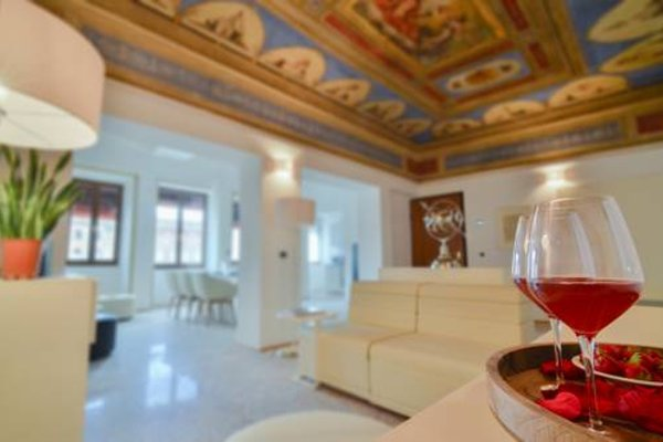 Palazzo Banchi Halldis Apartments - фото 13