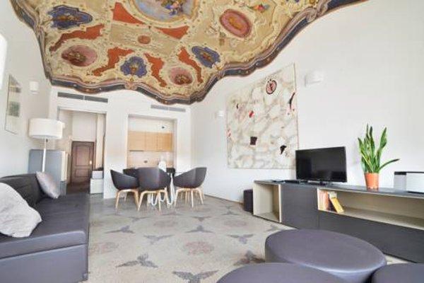Palazzo Banchi Halldis Apartments - фото 9