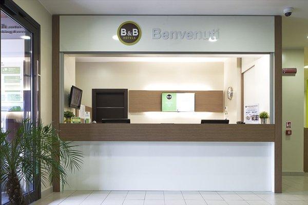 B&B Hotel Bergamo - фото 17