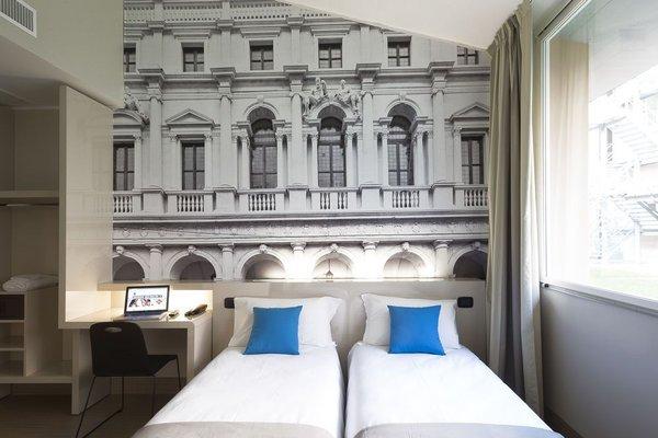 B&B Hotel Bergamo - фото 22