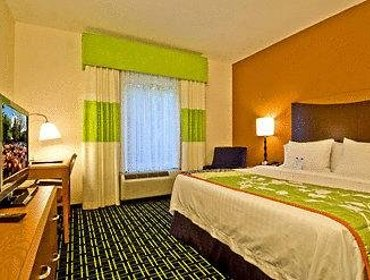 Апартаменты Fairfield Inn & Suites Cartersville