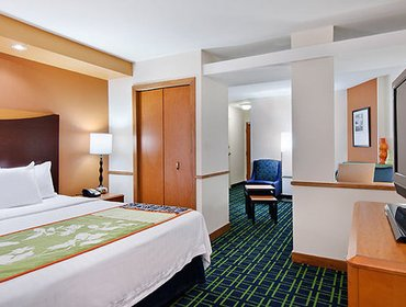 Апартаменты Fairfield Inn and Suites by Marriott Conway