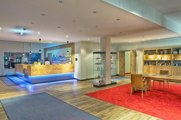 Sante Royale Hotel- & Gesundheitsresort Warmbad Wolkenstein - фото 13