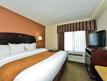 Апартаменты Comfort Inn & Suites Somerset