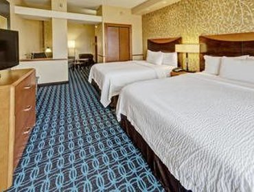 Апартаменты Fairfield Inn and Suites by Marriott Weatherford