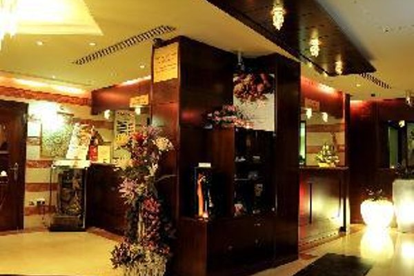 Al Khaleej Grand Hotel - фото 62