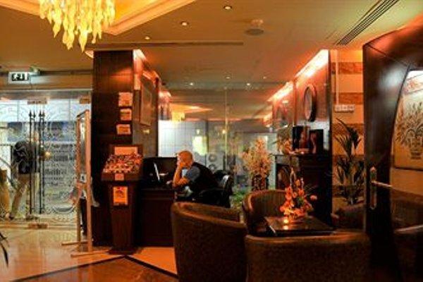 Al Khaleej Grand Hotel - фото 63
