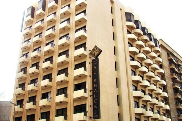 Al Khaleej Grand Hotel - фото 65