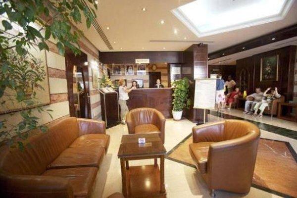 Al Khaleej Grand Hotel - фото 55