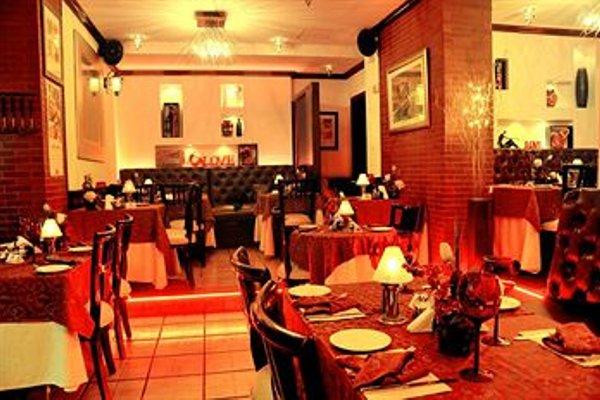 Al Khaleej Grand Hotel - фото 59