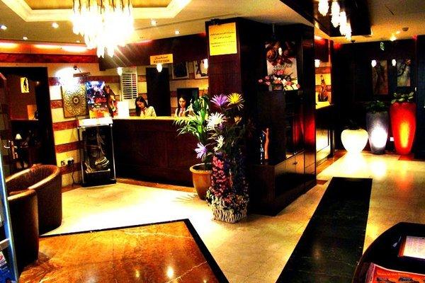 Al Khaleej Grand Hotel - фото 60