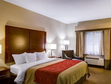 Апартаменты Comfort Inn & Suites Covington