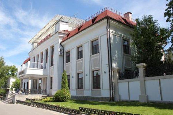 Отель Боровница - фото 23