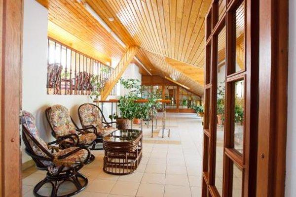 Отель Боровница - фото 7