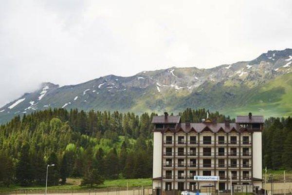 Гостиничный комплекс Романтик - 20