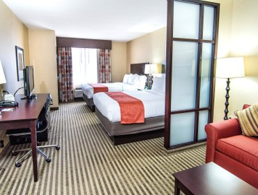 Апартаменты Holiday Inn Express & Suites Elkton - Newark S. - Ud Area