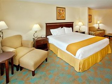 Апартаменты Holiday Inn Express Hotel & Suites Altoona-Des Moines