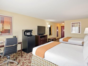 Апартаменты Holiday Inn Express Hotel & Suites Dumas