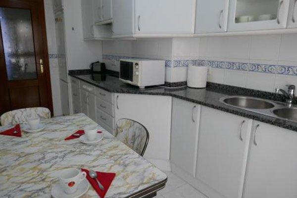 Ciudad Deportiva Apartment - фото 15