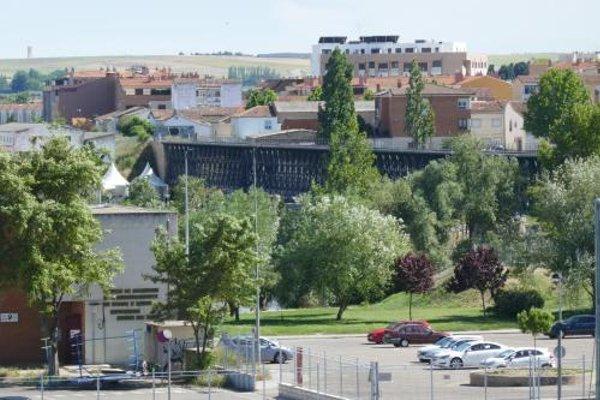 Ciudad Deportiva Apartment - фото 22