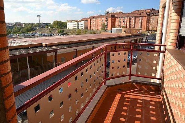 Ciudad Deportiva Apartment - фото 23