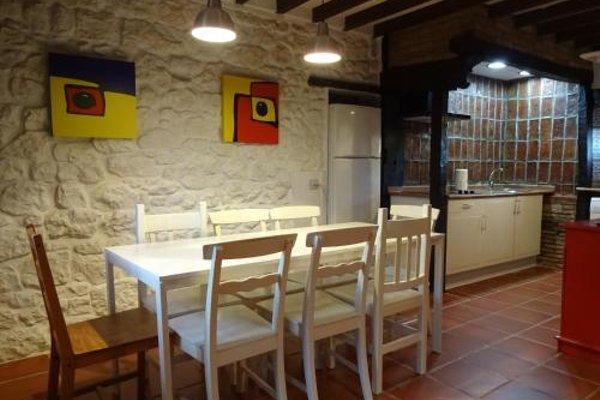 Casa Rural Asturias la Tienda de Villanueva - фото 14