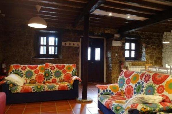 Casa Rural Asturias la Tienda de Villanueva - фото 19