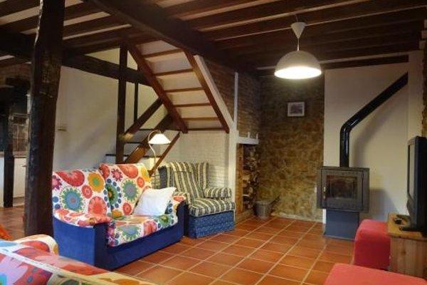 Casa Rural Asturias la Tienda de Villanueva - фото 5