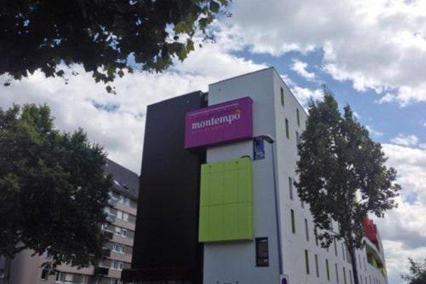 Montempo Apparthotel Strasbourg - фото 14