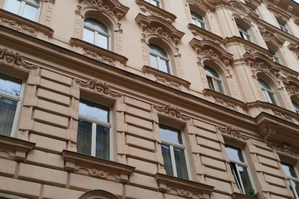Goldfisch Apartment am Donaukanal - фото 10