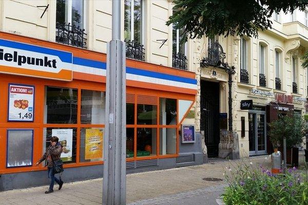 Goldfisch Apartment am Donaukanal - фото 14