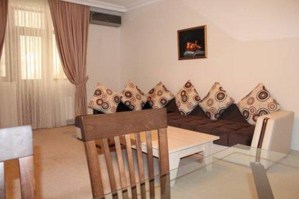 Qafqaz Yeddi Gozel Hotel - фото 5