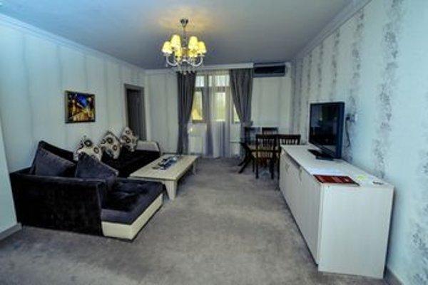 Qafqaz Yeddi Gozel Hotel - фото 7