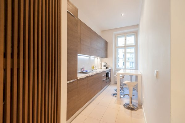 Designer Prague City Apartments - фото 16