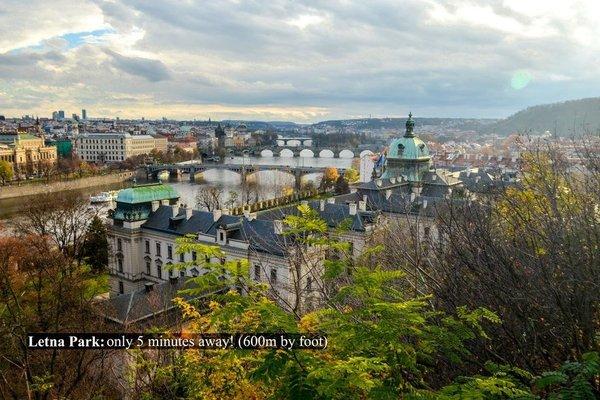 Designer Prague City Apartments - фото 23